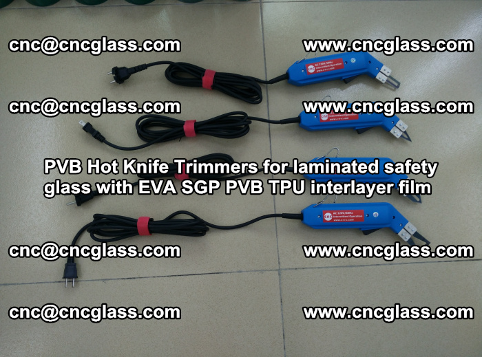 PVB Hot Knife Trimmers for laminated safety glass with EVA SGP PVB TPU interlayer film (78)