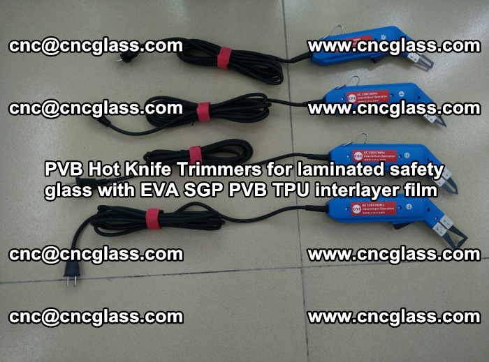 PVB Hot Knife Trimmers for laminated safety glass with EVA SGP PVB TPU interlayer film (79)