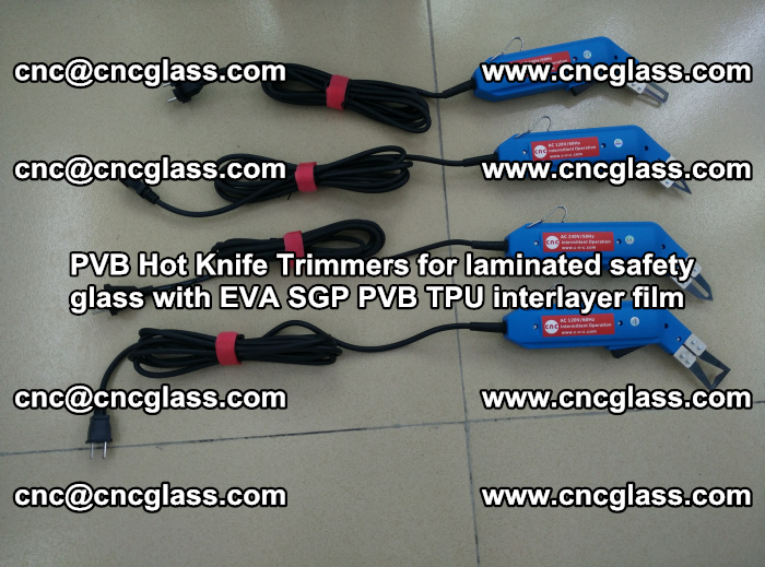 PVB Hot Knife Trimmers for laminated safety glass with EVA SGP PVB TPU interlayer film (80)