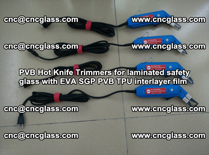 PVB Hot Knife Trimmers for laminated safety glass with EVA SGP PVB TPU interlayer film (81)