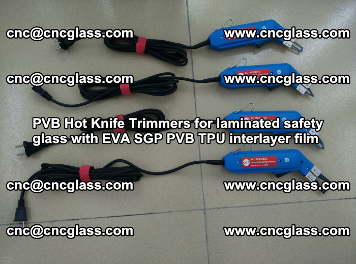 PVB Hot Knife Trimmers for laminated safety glass with EVA SGP PVB TPU interlayer film (84)