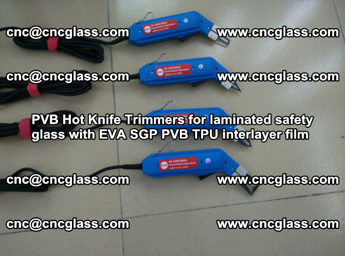 PVB Hot Knife Trimmers for laminated safety glass with EVA SGP PVB TPU interlayer film (87)