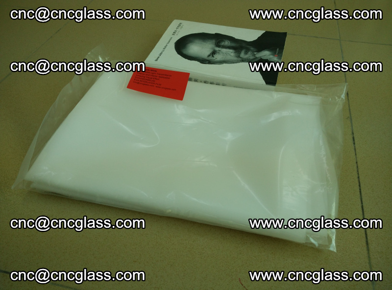 Eva glass interlayer film, cool jade white (1)