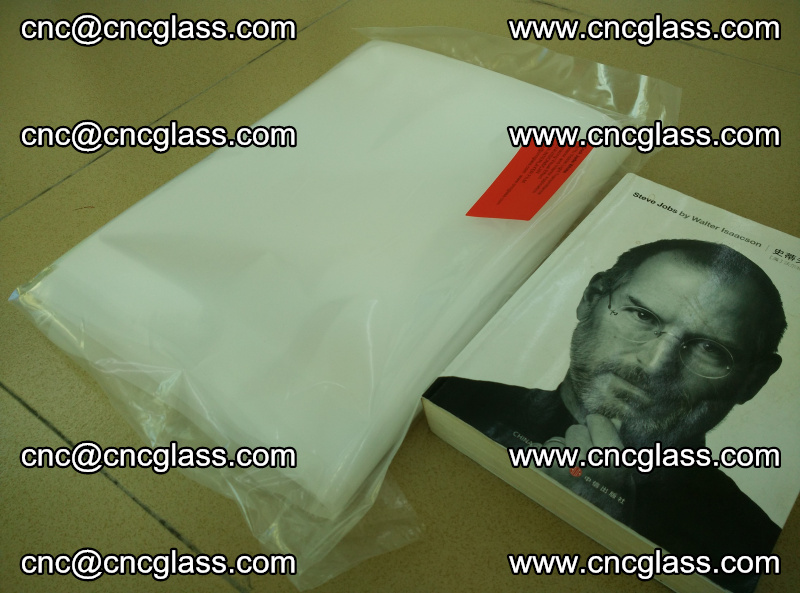 Eva glass interlayer film, cool jade white (12)