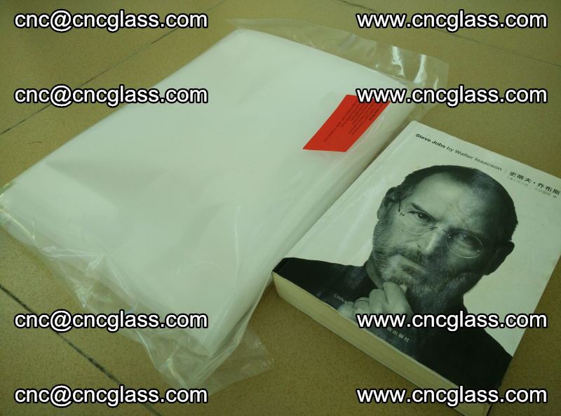Eva glass interlayer film, cool jade white (13)