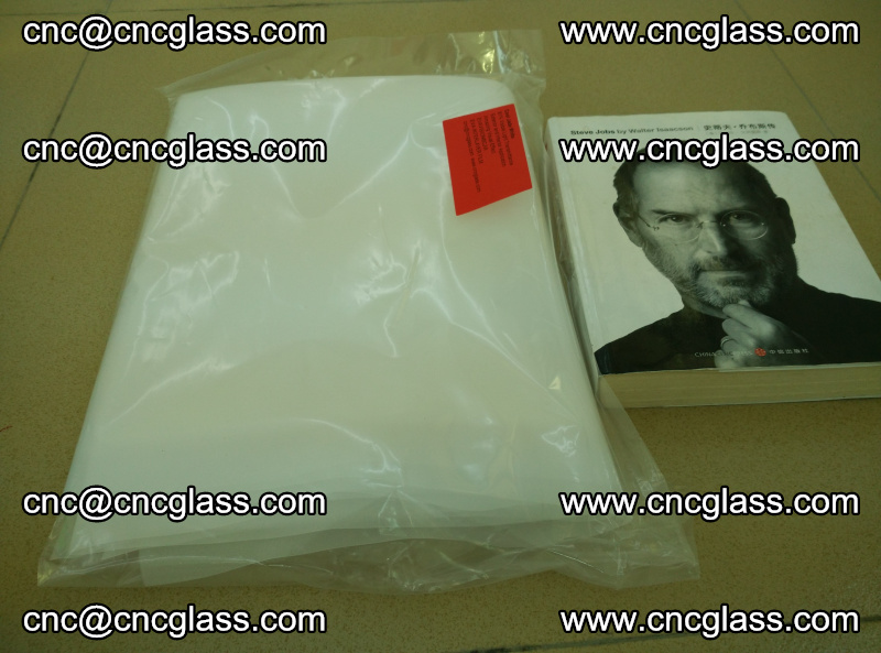 Eva glass interlayer film, cool jade white (16)