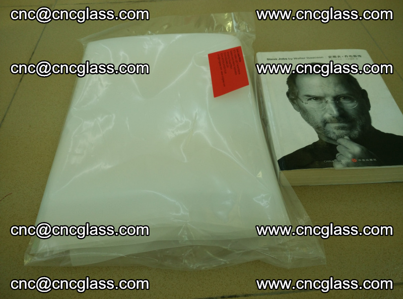 Eva glass interlayer film, cool jade white (17)