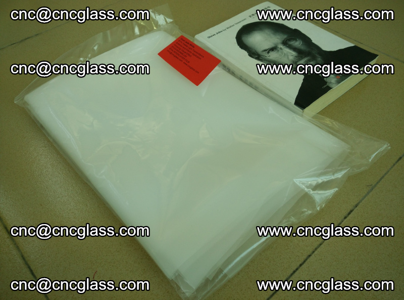 Eva glass interlayer film, cool jade white (18)