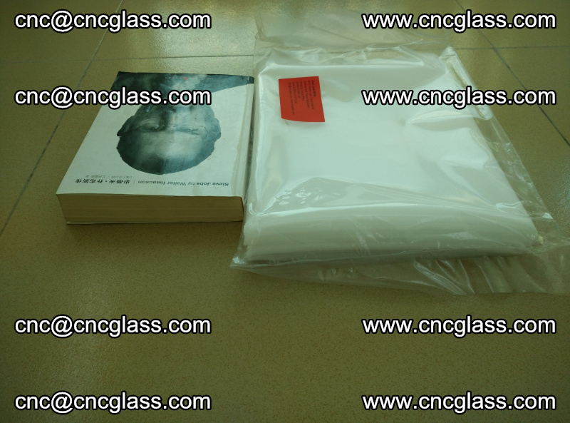 Eva glass interlayer film, cool jade white (2)