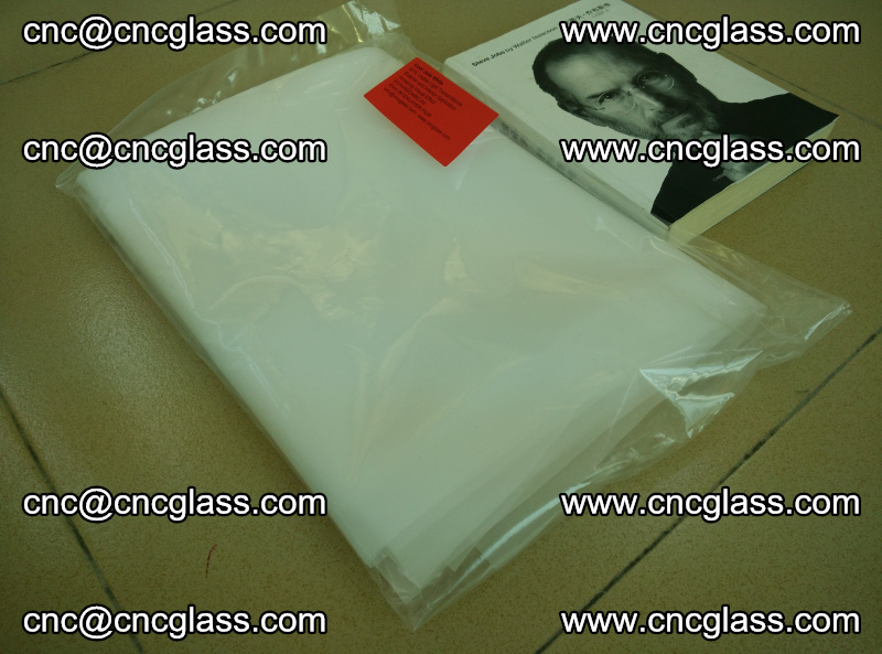 Eva glass interlayer film, cool jade white (20)
