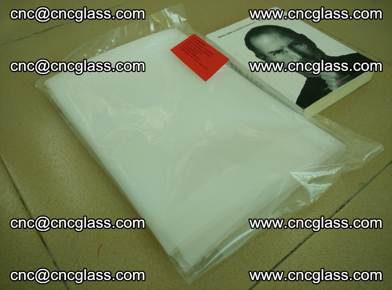 Eva glass interlayer film, cool jade white (22)