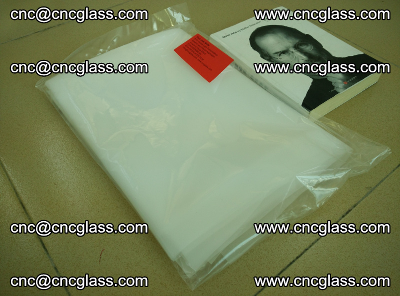 Eva glass interlayer film, cool jade white (23)