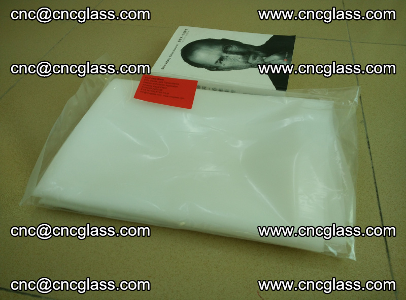 Eva glass interlayer film, cool jade white (24)