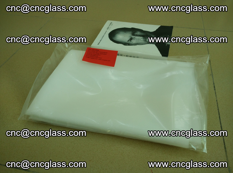 Eva glass interlayer film, cool jade white (25)