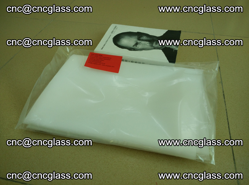 Eva glass interlayer film, cool jade white (26)