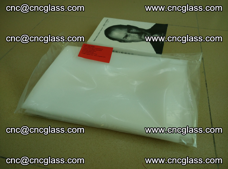 Eva glass interlayer film, cool jade white (27)