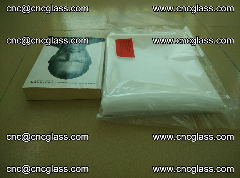 Eva glass interlayer film, cool jade white (3)