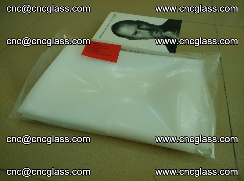Eva glass interlayer film, cool jade white (30)