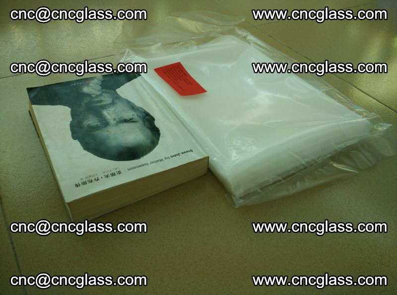 Eva glass interlayer film, cool jade white (4)