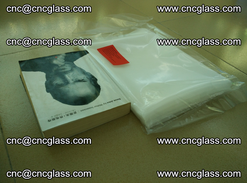 Eva glass interlayer film, cool jade white (5)