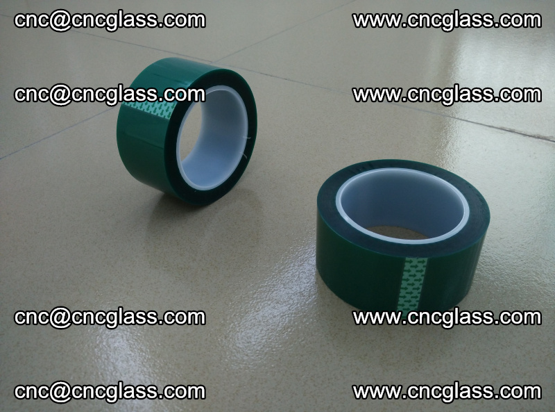 Eva glass laminating interlayer film foil (PET GREEN TAPE high temperature) (1)
