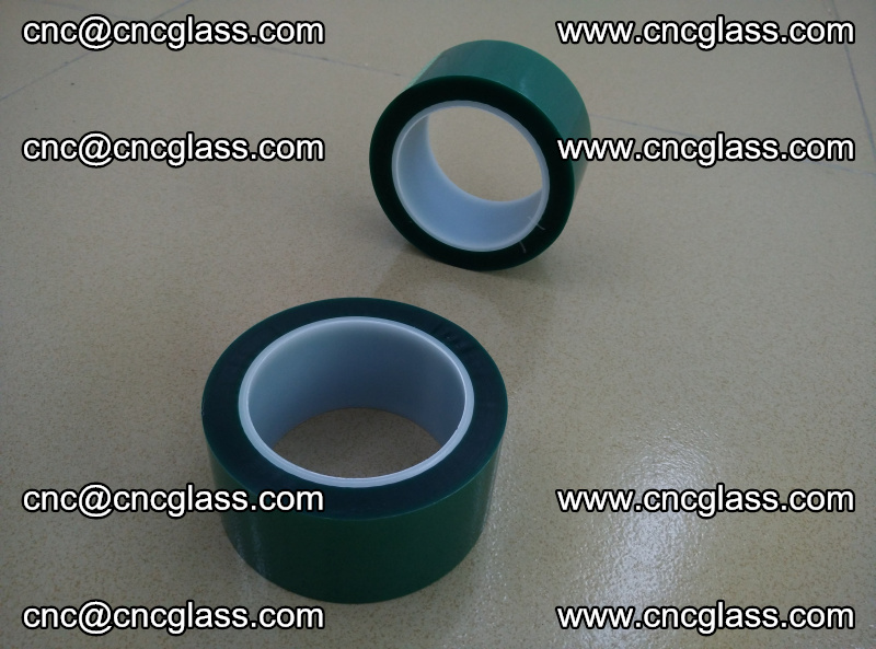 Eva glass laminating interlayer film foil (PET GREEN TAPE high temperature) (11)