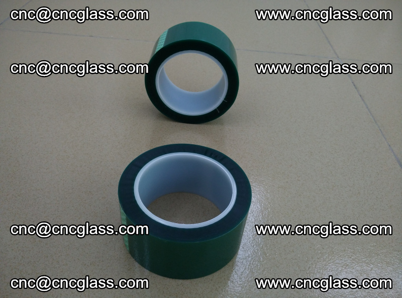 Eva glass laminating interlayer film foil (PET GREEN TAPE high temperature) (12)