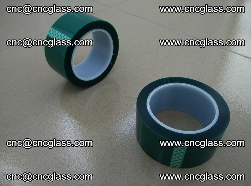 Eva glass laminating interlayer film foil (PET GREEN TAPE high temperature) (13)