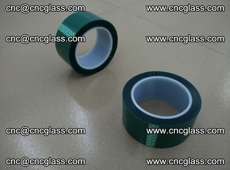 Eva glass laminating interlayer film foil (PET GREEN TAPE high temperature) (14)