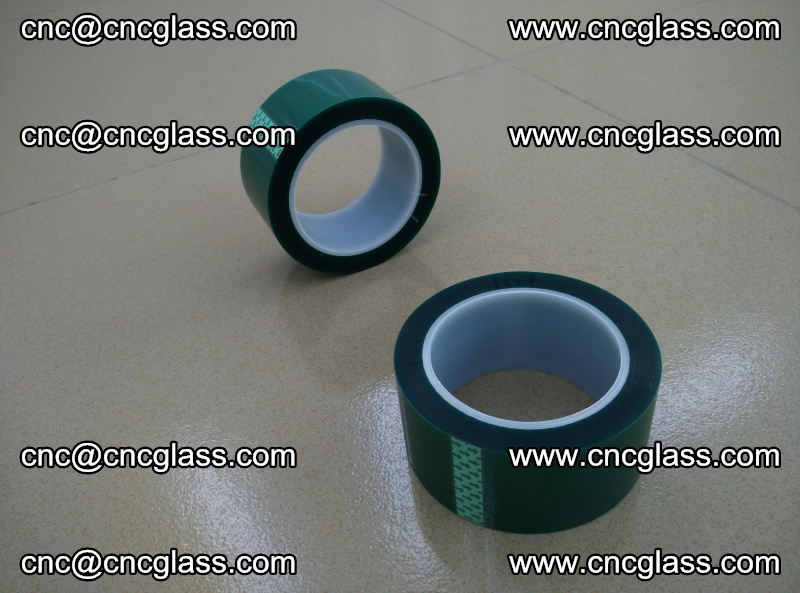 Eva glass laminating interlayer film foil (PET GREEN TAPE high temperature) (16)