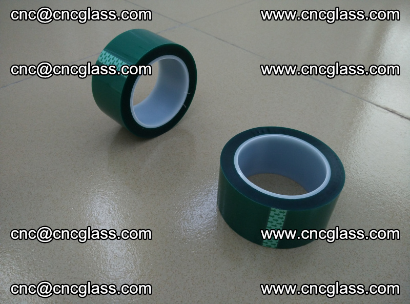 Eva glass laminating interlayer film foil (PET GREEN TAPE high temperature) (17)