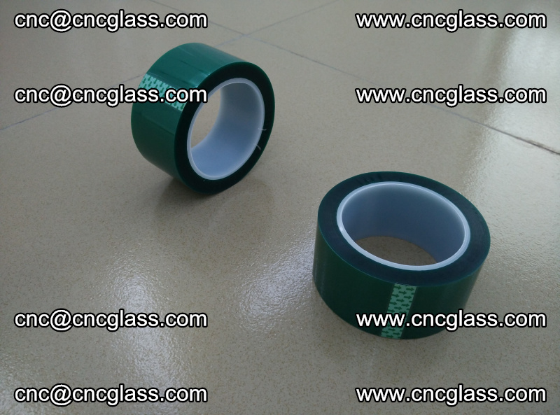 Eva glass laminating interlayer film foil (PET GREEN TAPE high temperature) (18)