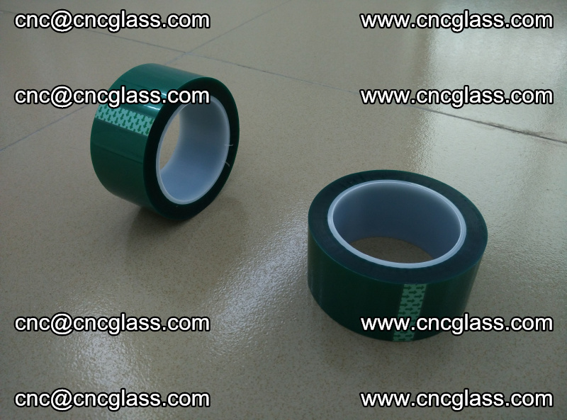Eva glass laminating interlayer film foil (PET GREEN TAPE high temperature) (19)