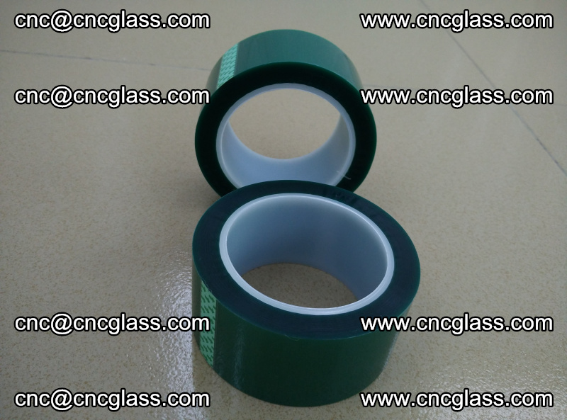 Eva glass laminating interlayer film foil (PET GREEN TAPE high temperature) (2)
