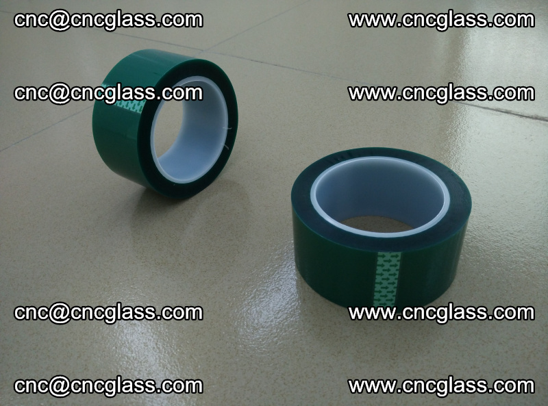Eva glass laminating interlayer film foil (PET GREEN TAPE high temperature) (20)