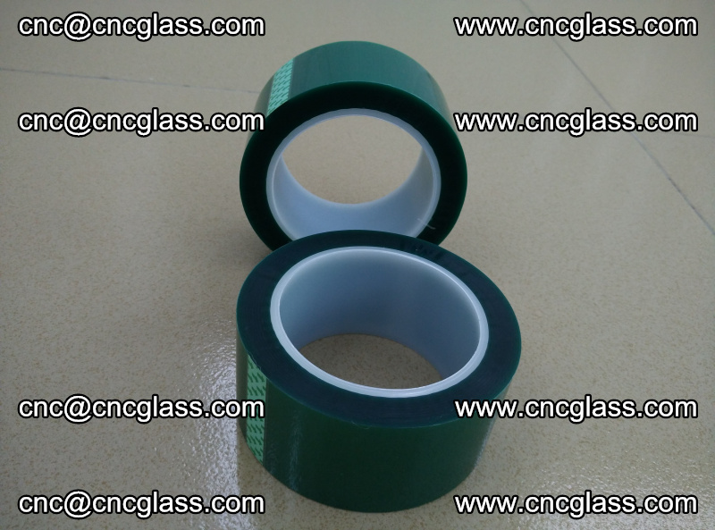 Eva glass laminating interlayer film foil (PET GREEN TAPE high temperature) (3)