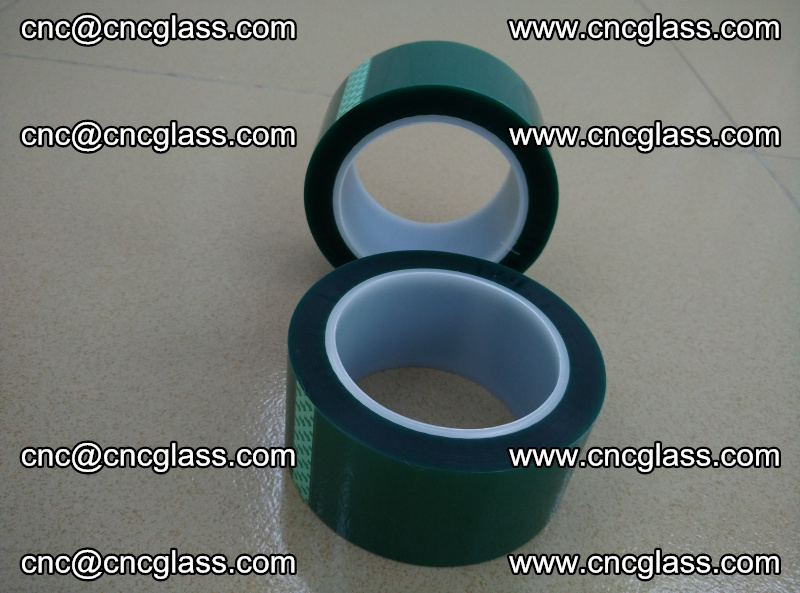 Eva glass laminating interlayer film foil (PET GREEN TAPE high temperature) (8)