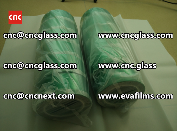 PET GREEN TAPE FOR GLASS LAMINATION SYSTEMS (7)