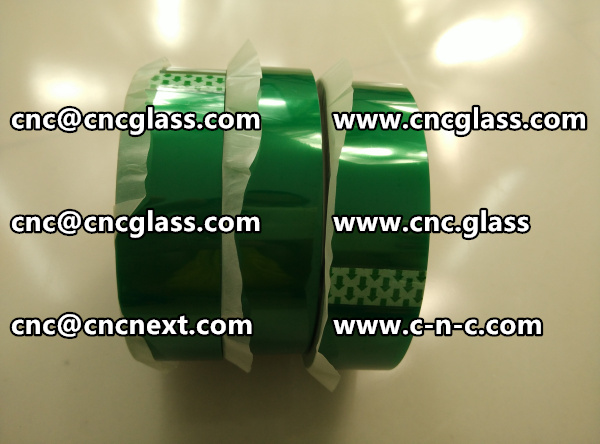 Thin and conformable enabling masking of uneven surfaces PET TAPE (2)