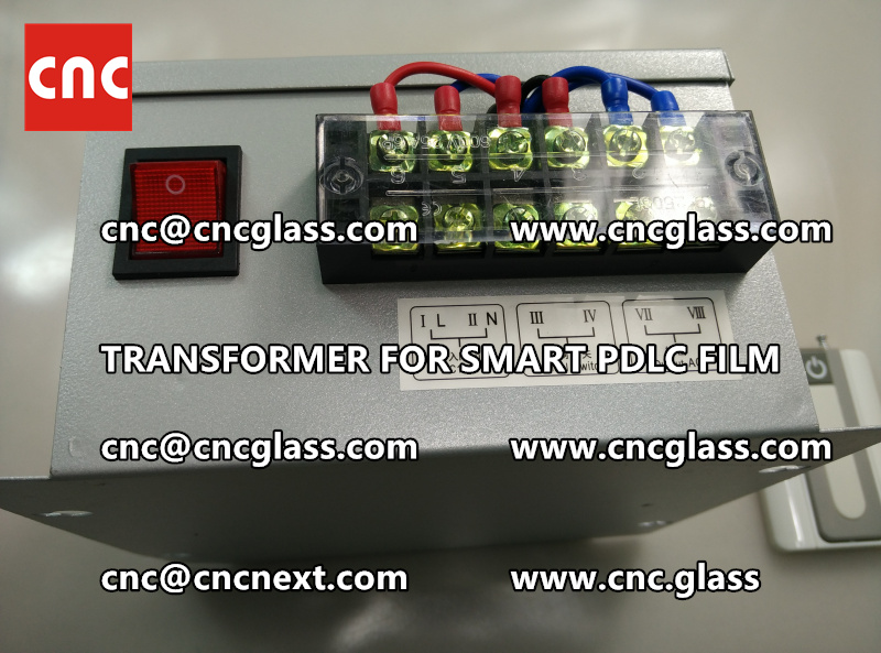 SMART GLASS FILM transformer power supply (3)