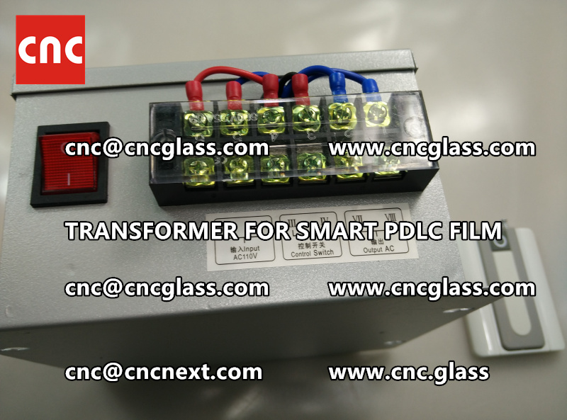 SMART GLASS FILM transformer power supply (6)