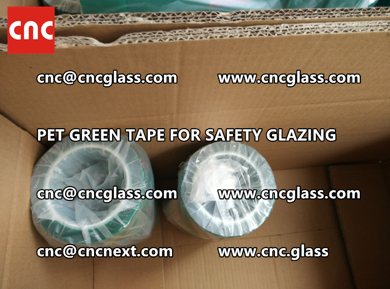 safety glazing GREEN TAPE for interlayer lamination (3)