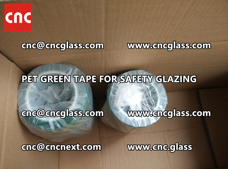 safety glazing GREEN TAPE for interlayer lamination (4)