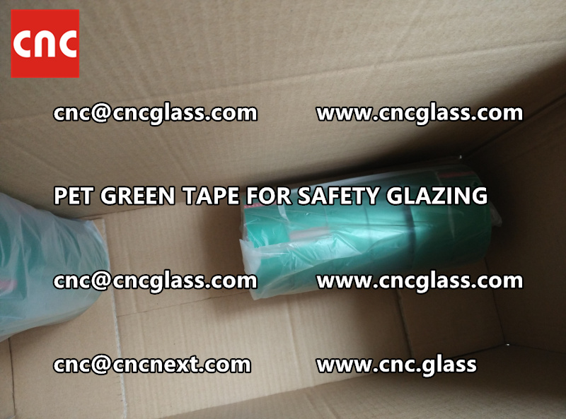 safety glazing GREEN TAPE for interlayer lamination (5)