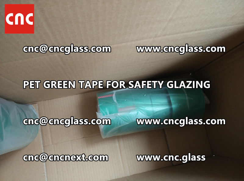 safety glazing GREEN TAPE for interlayer lamination (6)