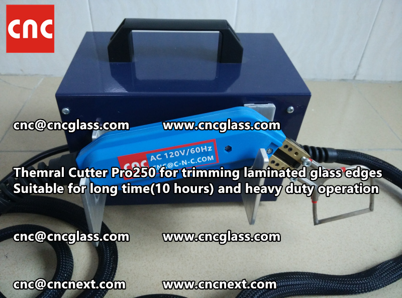 HEATING KNIFE HOT KNIFE THERMAL CUTTER for cleaning laminated glass edges (17)