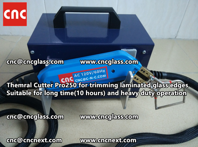 HEATING KNIFE HOT KNIFE THERMAL CUTTER for cleaning laminated glass edges (18)