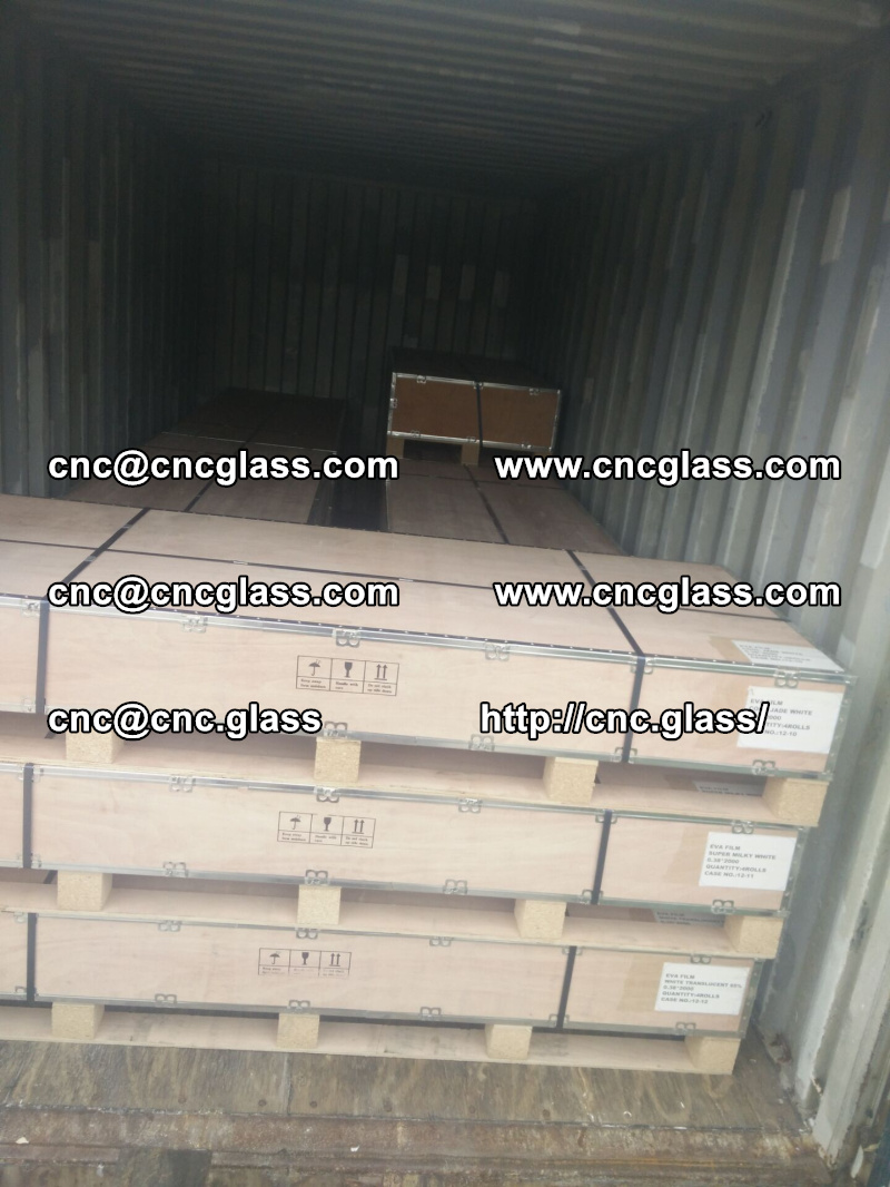 EVA GLASS INTERLAYER FILM for laminated safety glass (11)