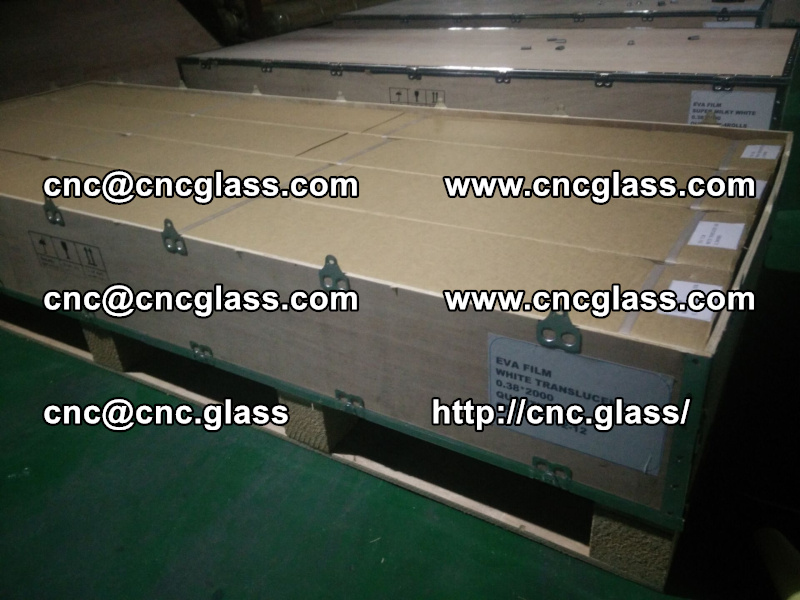 EVA GLASS INTERLAYER FILM for laminated safety glass (3)