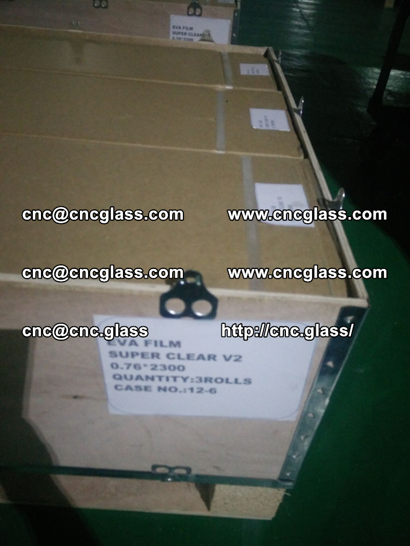 EVA GLASS INTERLAYER FILM for laminated safety glass (7)